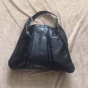 Handbags - Huge NWOT Faux Leather Hobo. ALL Your Goodies Fit!